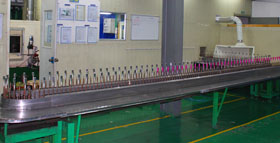 Spindle Line